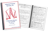Construction Tradesman Log Book   #TLB-1