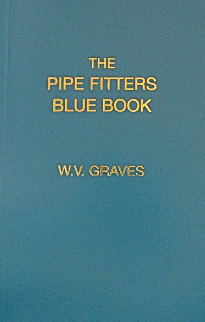 Pipe blue book fitters the