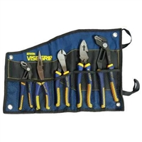5 Pc. Groovelock & Traditional Pliers Set #VGP1802536
