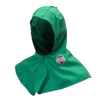 F9-HOOD 9 oz. Flame-Resistant Cotton Hood with Neck and Shoulder Drape