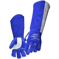 "GS1321-BG 21"" Split Cowhide Stick Glove with RestPatch®"