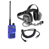 Rugged Race Radios: Crew Only 5-Watt Kit