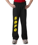 "Gildan Youth Heavy Blendâ""¢ Open-Bottom Sweatpants"