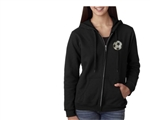"Gildan Missy Fit Heavy Blendâ""¢ Full-Zip Hooded Sweatshirt - BLING"