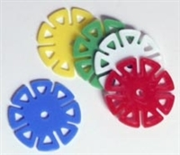 "1.5"" Spin Wheel- 10 pieces"