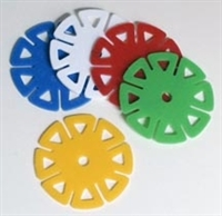 "2.5"" Spin Wheel- 10 pieces"