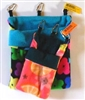 #32-445...Party Sugar Glider Hang Pouch