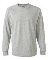 Fruit of the Loom - HD Cotton Long Sleeve T-Shirt