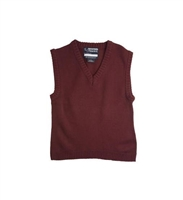 School Apparel V-Neck Pullover Sweater Vest
