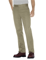 Dickies Original Fit Plain Front Work Pants