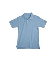 Dickies Kids Unisex Short Sleeve Pique Polo Shirt