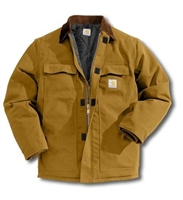 Carhartt Traditional Duck Coat-Arctic-Quilt Lined