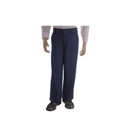 French Toast Boys Flat Front Double Knee Pant