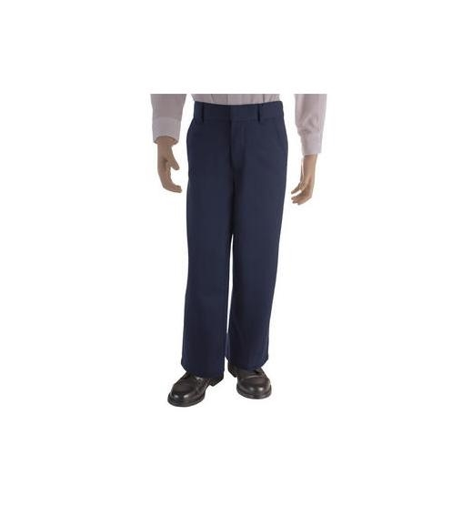 e508d909eb14cf French Toast Boys Flat Front Double Knee Pant Larger Photo