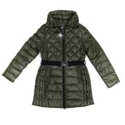 Big Chill Womens Zip Front Quilted Jacket