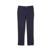 French Toast Girls Adjustable Waist Straight Leg Pant