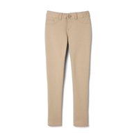 French Toast Girls Faux 5 Pocket Skinny Knit Pant