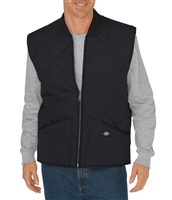 Dickies Diamond Quilted Nylon Vest