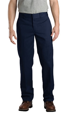 Dickies Slim Fit Work Pant with Lower Rise