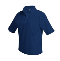 Zemskys Kids Short Sleeve Polo Shirt