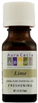 Aura Cacia Lime Essential Oil (0.5 oz)
