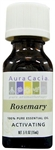 Aura Cacia Rosemary Essential Oil (0.5 oz)