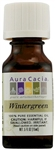 Aura Cacia Wintergreen Essential Oil (0.5 oz)