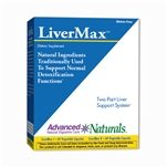 Advanced Naturals LiverMax (2-Part Kit)