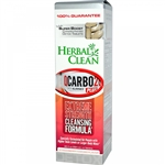 Herbal Clean QCarbo20 Plus with Eliminex, Strawberry-Mango Flavor (20 fl oz) + 4 Tablets