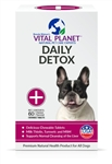 Gentle Daily Detox Beef Flavored (60 Chewable Tablets)