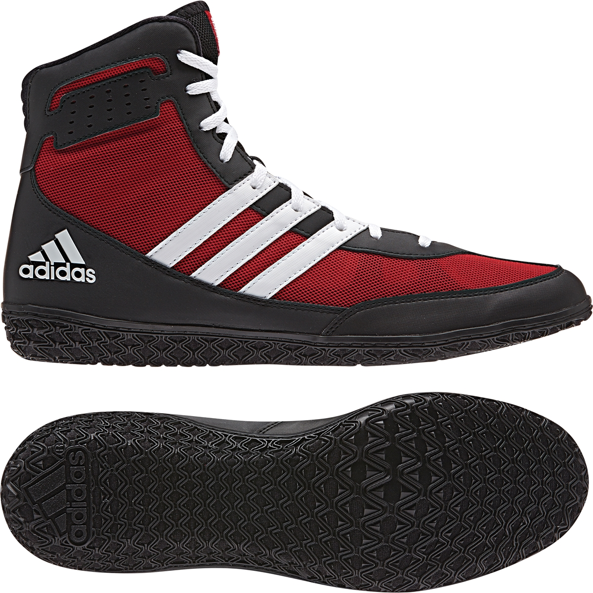1633f91111993a Adidas Mat Wizard IV Mens Wrestling Shoe
