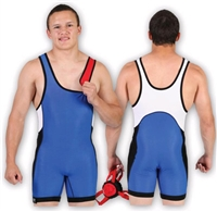 Matman Men's Reversible Mesh Singlet