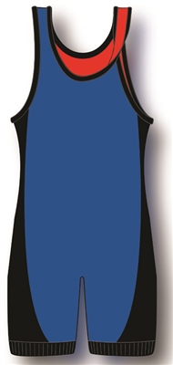 Matman Hi-Cut Reversible Singlet
