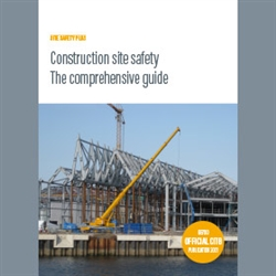 Construction site safety - The comprehensive guide download (2021)