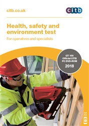 Health, safety and environment test for operatives and specialists DVD