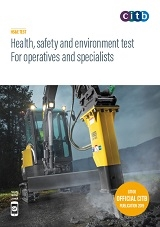 Health safety and environment test dvd.