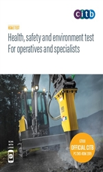 Health, safety and environment test for operatives and specialists - DVD