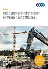 Health, safety and environment test for managers and professionals - Download