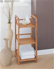 Lohas Bamboo 3 Tier Tower for your bathroom and linens