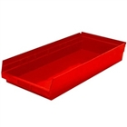 "12 Akro Shelf Bins - 11-5/8""L x 8-3/8""W x 4""H"