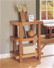 Robust 3 Tier shelf and bookcase