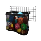 Big Mesh Sports Basket - Black