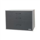 GO-Box 3 Drawer - Granite