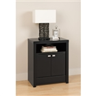 Two door night stand