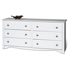 Monterey 6 Drawer Dresser