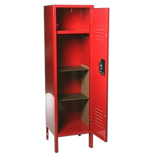 Locker shelves for kids lockers