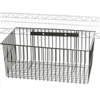 Chrome Wire Utility Basket