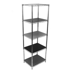 Chadko 24 inch Chrome Wire Shelf Liners