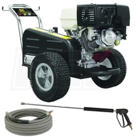 BE Cool Drive Pressure Washer