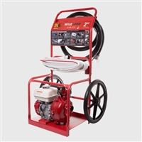 "2"" Fire Fighting Cart"